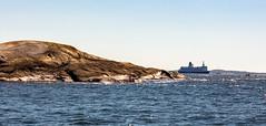 Koster archipelago (Thor Edvardsen) Tags: nationalpark sea seascape seaside seaview ocean ferry water sjø hav koster kosterhavet sweden summer sverige canon canon5dsr ef70200mmf28lisiiusm