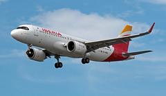 EC-NDN EGLL 05-07-2019 Iberia Airbus A320-251N CN 8939 (Burmarrad (Mark) Camenzuli Thank you for the 19.8) Tags: ecndn egll 05072019 iberia airbus a320251n cn 8939