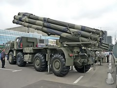 "9K58 Smerch 5 • <a style=""font-size:0.8em;"" href=""http://www.flickr.com/photos/81723459@N04/48517704286/"" target=""_blank"">View on Flickr</a>"