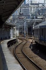 DSC_9000.jpg (tohru_nishimura) Tags: nikond300s tamron283003856 nikon kanda train station tokyo japan