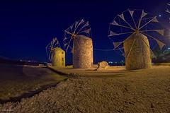 _DSC6198AS (Giorgos Boutos) Tags: mylarakia chios greece longexposure 12mm fisheye samyang rokinon nikon d610 windmill