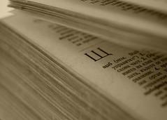 Щ (adelina_tr) Tags: letters books sepia macro