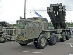 "9K58 Smerch 3 • <a style=""font-size:0.8em;"" href=""http://www.flickr.com/photos/81723459@N04/48517876547/"" target=""_blank"">View on Flickr</a>"