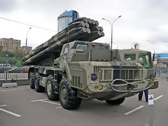 "9K58 Smerch 1 • <a style=""font-size:0.8em;"" href=""http://www.flickr.com/photos/81723459@N04/48517878532/"" target=""_blank"">View on Flickr</a>"
