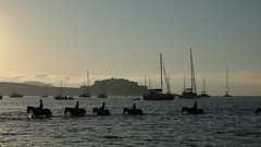 Calvi (Selftravel) Tags: corse sea sunset landscape paysage canon g1x