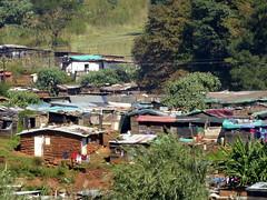 Shacks (Proteus_XYZ) Tags: southafrica kwazulunatal howick umgenivalley informalsettlement shacks