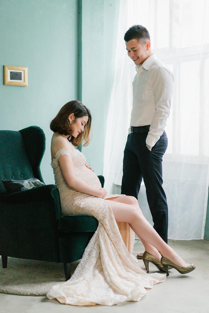 [孕婦寫真] Ryan&Alice|台南三文工室