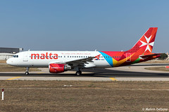 Air Malta Airbus A320-214  |  9H-AEQ  |  LMML (Melvin Debono) Tags: air malta airbus a320214 | lmml 9haeq 3068 melvin debono spotting spotters spotter canon eos 5d mark iv 24105mm plane planes photography airport airplane aircraft aviation mla