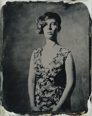 E. (Bertrand Carrot Film Photographer) Tags: ambrotype collodion camera4x5 camera 210mm schneider wetplate wetplatephotography wetplatecollodion