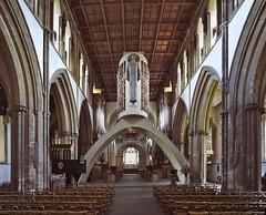 LLANDAFF CATHEDRAL (Steven Tyrer) Tags: llandaff cathedral southwales wales church worship sonya6000 samyang 12mm