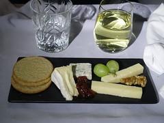 201908009 BA174 JFK-LHR dinner (taigatrommelchen) Tags: 20190831 flyingmeals airplane inflight meal food dinner business baw britishairways ba174 b747400 gcive jfklhr