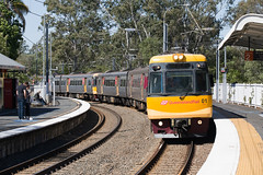 This is Gaythorne (jamesmp) Tags: queenslandrail queenslandgovernmentrailways qrcitytrain walkersltd asea emufarewelltour electricmultipleunit electrictrain localtrain passengertrain emu01 emu04 train railway travel emudisposalproject queensland australia wilston