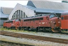 NSB Di 3 603 (Stig Baumeyer) Tags: norgesstatsbaner nsb nsbdi3 di3 diesellokomotiv diesel diesellocomotive diesellokomotive diesellok nohab nohabgm nydqvistholm trollhättan trondheim generalmotors gm gm16567 emd electromotive marienborg