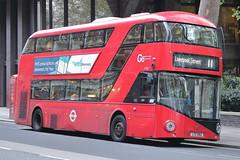 LT62 LTZ 1062 (ANDY'S UK TRANSPORT PAGE) Tags: victoria buses london nbfl goaheadlondon londoncentral