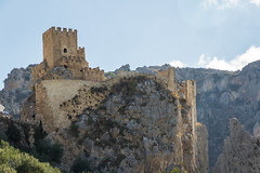 Spain - Cordoba - Zuheros - Castle (Marcial Bernabeu) Tags: marcial bernabeu bernabéu europe europa south sur spain españa andalusia andalucia andalucía cordoba córdoba zuheros castle castillo
