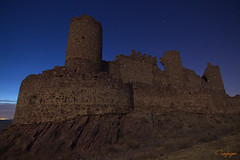 Bajo un puñado de estrellas...223/365 (cienfuegos84) Tags: castle castillo star estrellas horaazul tokina1116
