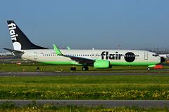C-FFLA (Flair) (Steelhead 2010) Tags: flairair boeing b737 b737800 yyz creg cffla