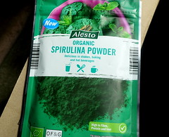 Spirulina Powder (Tony Worrall) Tags: uk england food menu dish photos cook tasty eaten things images eat foodporn taste dishes cooked grub iatethis foodie foodpictures picturesoffood photograff green make cuisine store yummy nice forsale meals stock cost plate x made meal chow buy snacks diet bites tasted sell eatable foodstuffs fare fodder flavour refreshment cookery foodstuff ration sustenance nourishment provisions freshtaste plated nutritional ingrediants nutriments spirulinapowder healthhy instagram foodophile ilobsterit