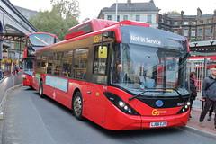 SEe51 LJ66 CJY (1) (ANDY'S UK TRANSPORT PAGE) Tags: victoria buses london londongeneral goaheadlondon