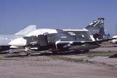 F4C  64-0796  196TFS (TF102A) Tags: kodachrome aviation aircraft airplane amarc amarg masdc f4 f4c phantom 64796 640796 196tfs usaf usairforce