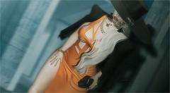 Small Talk (tarja.haven) Tags: unik amias kunst cazimi queenz dreamlight outfit outfitset earring bentorings maitreyarings nails lipstick watch bracelet pipe blazer bodysuit skirt photography photo pixelart tarjahaven event avatar secondlife sl digitalart fashion virtual han