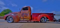 Shop Pickup. (Tim @ Photovisions) Tags: xt1 truck fuji ratrod fujifilm shop hotrod nebraska