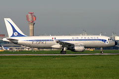 f-gfkj a320 egll (Terry Wade Aviation Photography) Tags: a320 egll afr special