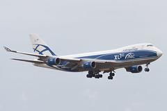 Boeing 747-400F • Air Bridge Cargo • (VP-BIK) (monz_81) Tags: 747400f airbridgecargo boeing cdg spotting vpbik