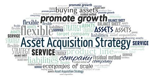 Asset Acquisition Strategy