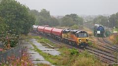 Terminally Insane! (Richie B.) Tags: 70812 general electric class 70 colas rail dalston oil terminal cumbria 6c35