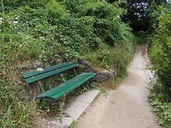 A quiet day in the Bois de Boulogne (Shahrazad26) Tags: boisdeboulogne paris parijs frankrijk france frankreich bench bank groen green vert grün