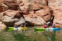 2019-08-08 Antelope Canyon Kayaking 9AM