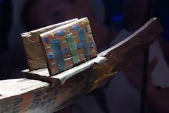 Paris 147 (molaire2) Tags: toutankhamon tout ankh amon exposition expo paris 2019 egyptologie egypte tresor or tombeau halles villette pharaon tutankhamun