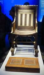 Paris 133 (molaire2) Tags: toutankhamon tout ankh amon exposition expo paris 2019 egyptologie egypte tresor or tombeau halles villette pharaon tutankhamun