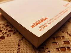 Paper cube (Bernhard Paul) Tags: macromondays printed paper