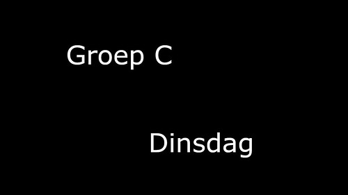 Groep_C_Dinsdag