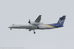 TF-FXI - 2001 build Bombardier Dash 8-402, operating an Icelandair flight into Manchester (egcc) Tags: 4033 airicelandconnect bombardier cglpe dh8d dhc dash8 dash8402 dehavillandcanada egcc fxi flugfelagislands gecov lnrdm lightroom man manchester n33wq n481dc p2pxq ringway tffxi ny