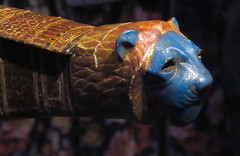 Paris 161 (molaire2) Tags: toutankhamon tout ankh amon exposition expo paris 2019 egyptologie egypte tresor or tombeau halles villette pharaon tutankhamun