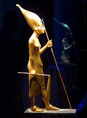 Paris 154 (molaire2) Tags: toutankhamon tout ankh amon exposition expo paris 2019 egyptologie egypte tresor or tombeau halles villette pharaon tutankhamun