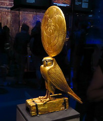 Paris 150 (molaire2) Tags: toutankhamon tout ankh amon exposition expo paris 2019 egyptologie egypte tresor or tombeau halles villette pharaon tutankhamun