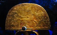 Paris 149 (molaire2) Tags: toutankhamon tout ankh amon exposition expo paris 2019 egyptologie egypte tresor or tombeau halles villette pharaon tutankhamun