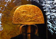 Paris 148 (molaire2) Tags: toutankhamon tout ankh amon exposition expo paris 2019 egyptologie egypte tresor or tombeau halles villette pharaon tutankhamun