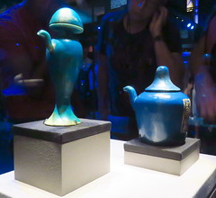 Paris 132 (molaire2) Tags: toutankhamon tout ankh amon exposition expo paris 2019 egyptologie egypte tresor or tombeau halles villette pharaon tutankhamun
