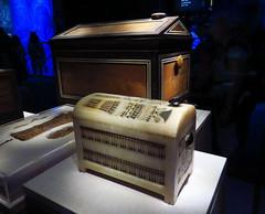 Paris 128 (molaire2) Tags: toutankhamon tout ankh amon exposition expo paris 2019 egyptologie egypte tresor or tombeau halles villette pharaon tutankhamun