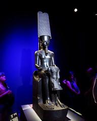 Paris 124 (molaire2) Tags: toutankhamon tout ankh amon exposition expo paris 2019 egyptologie egypte tresor or tombeau halles villette pharaon tutankhamun