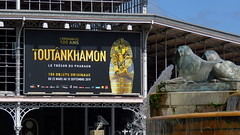 Paris 119 (molaire2) Tags: toutankhamon tout ankh amon exposition expo paris 2019 egyptologie egypte tresor or tombeau halles villette pharaon tutankhamun
