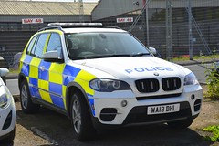 WA13 DHL (S11 AUN) Tags: devon cornwall police bmw x5 armed response arv rpu roads policing unit anpr traffic car 999 emergency vehicle wa13dhl