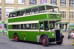 BATLEY 110819 BHL682 (SIMON A W BEESTON) Tags: dewsburybusmuseum batley 640 westriding leyland titan pd21 bhl682