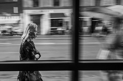 Beyti (Mental Shutter) Tags: beyti nørrebro nørrebrogade københavn bw street copengane ricoh gr