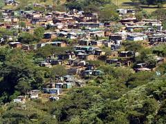 Informal settlement in Howick (Proteus_XYZ) Tags: southafrica kwazulunatal howick umgenivalley informalsettlement shacks